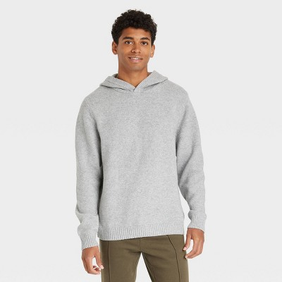 Men's Regular Fit Hooded Pullover Sweater - Goodfellow & Co™