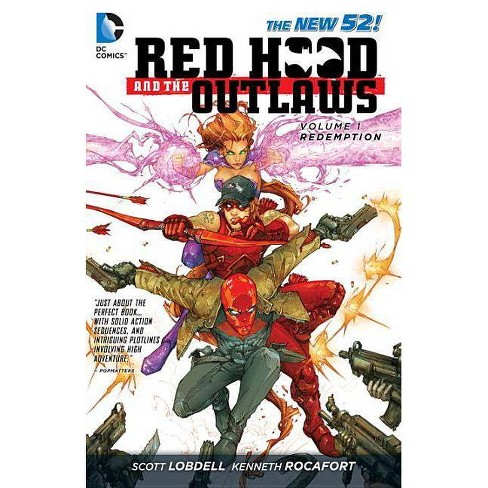 Redemption - (Red Hood and the Outlaws) by  Scott Lobdell (Paperback) - image 1 of 1