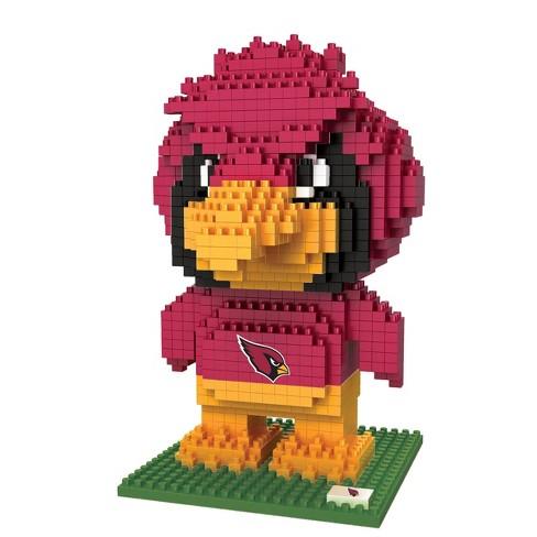 NFL Arizona Cardinals BRXLZ Mascot Figure 1000pc - image 1 of 1