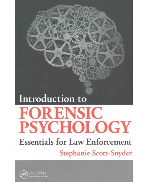 Introduction to Forensic Psychology : Essentials for Law Enforcement (Paperback) (Stephanie - image 1 of 1