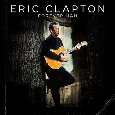 Eric clapton - Forever man (CD) - image 1 of 1