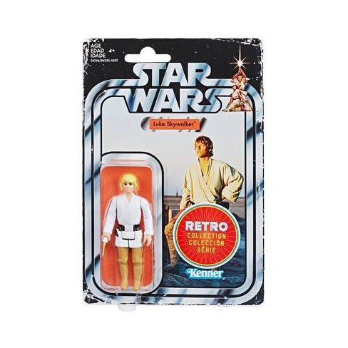 a973492a8d6d Star Wars Retro Collection Episode IV: A New Hope Luke Skywalker : Target