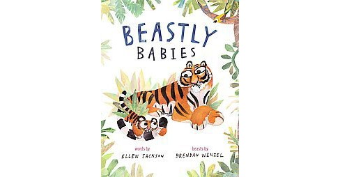 Beastly Babies (School And Library) (Ellen Jackson) - image 1 of 1