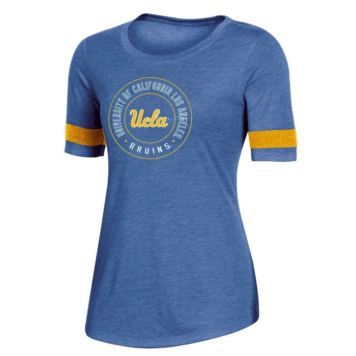 NCAA UCLA Bruins Women's Short Sleeve Crew Neck T-Shirt - image 1 of 2