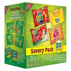 Nabisco Savory Cracker Mix - 20ct