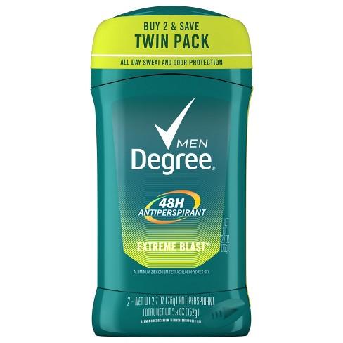 Degree Men 48-Hour Extreme Blast Antiperspirant & Deodorant Stick - 2.7oz - image 1 of 4