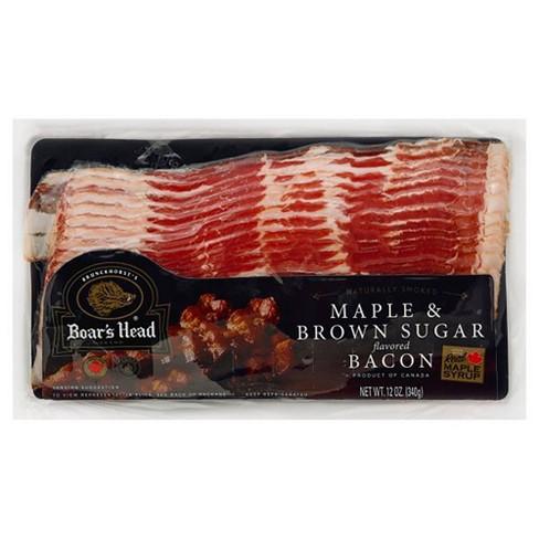 Boar's Head Maple Bacon - 12oz - image 1 of 1