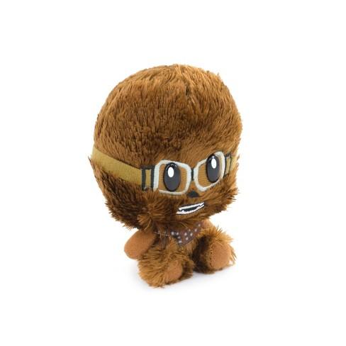 star wars superbitz plush chewbacca with goggles plush sdcc