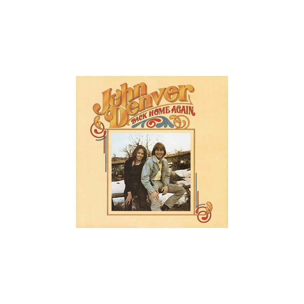 John Denver - Back Home Again (Vinyl)