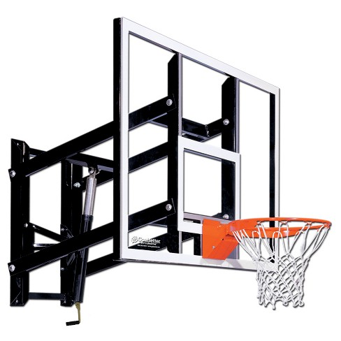 "Goalsetter GS60 60"" Wall-Mounted Acrylic Basketball Hoop with HD Breakaway Rim - image 1 of 1"