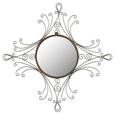 Round Maltese Decorative Wall Mirror - Safavieh®
