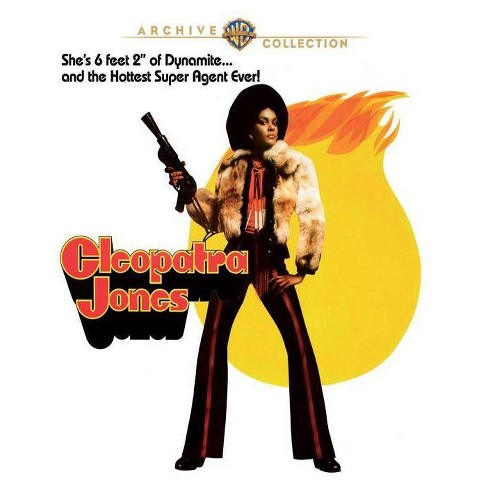 Cleopatra Jones (Blu-ray) - image 1 of 1