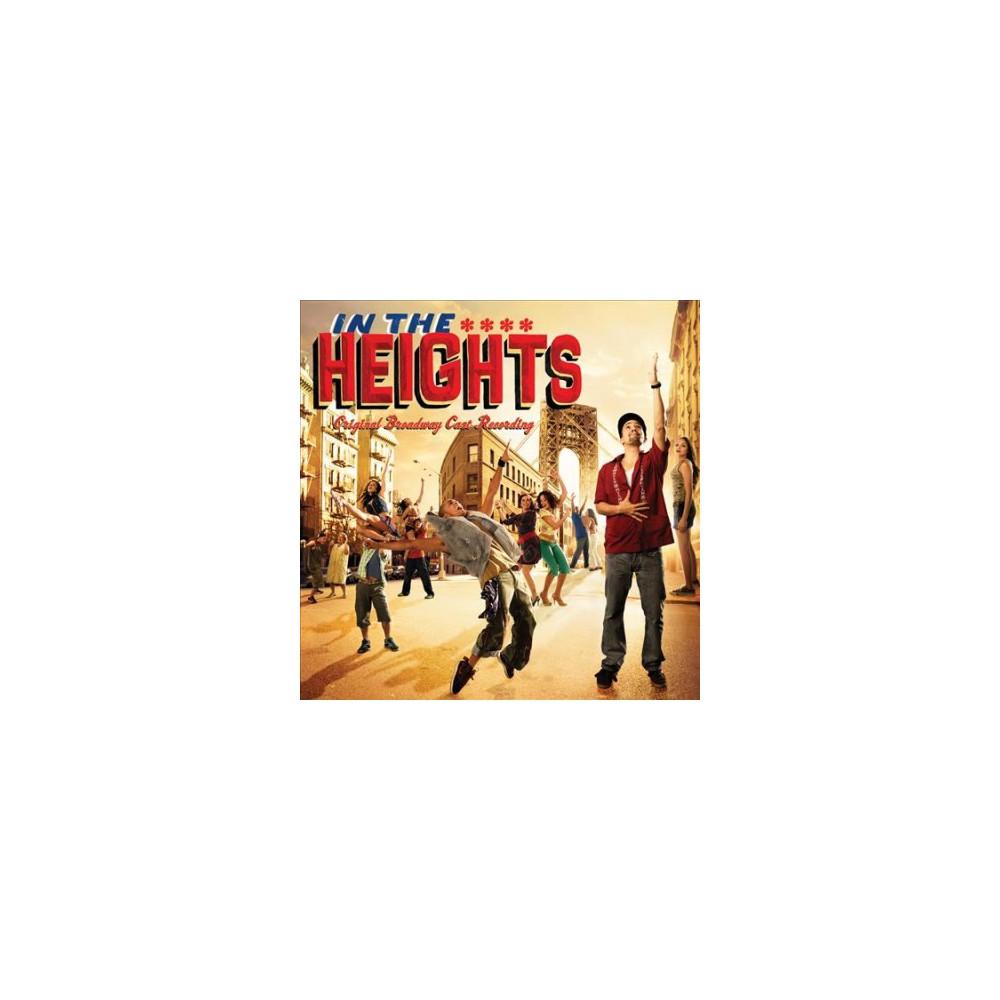 Lin-manuel Miranda - In The Heights (Ocr) (Vinyl)