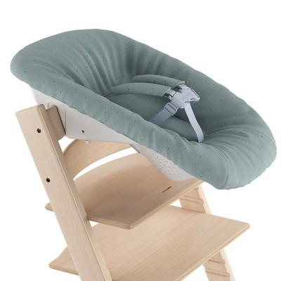 Stokke Tripp Trapp Newborn High Chair Accessory Set - Jade Confetti