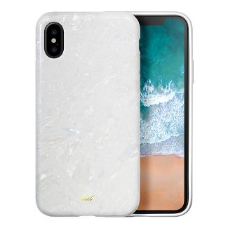 LAUT Apple iPhone X/XS Pop Case - Arctic Pearl