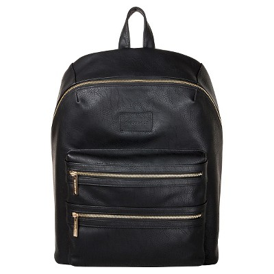 Honest Company Diaper Bag City Backpack Black