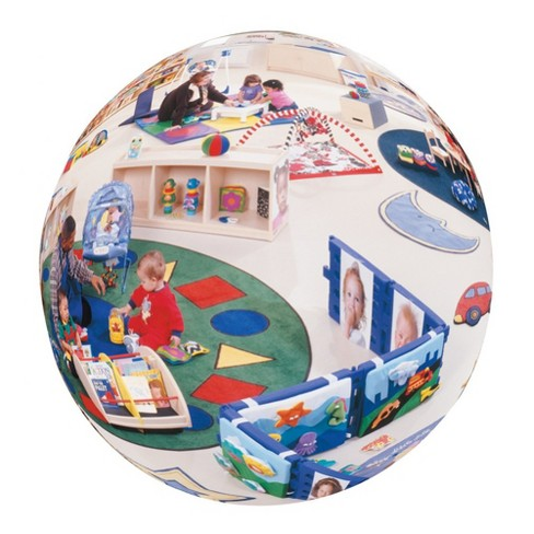 Kaplan Early Learning Round Observation Mirror - image 1 of 3