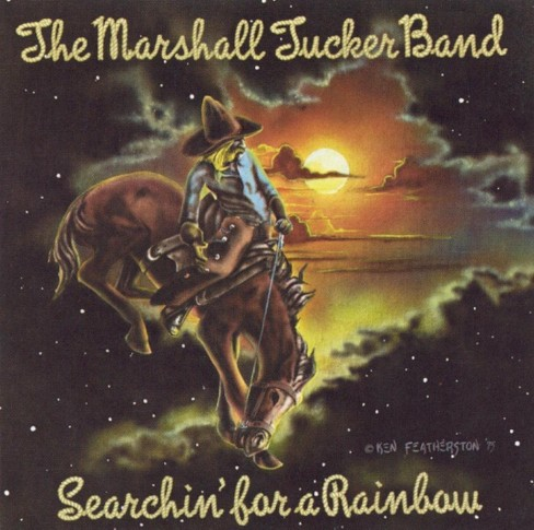 Marshall tucker band - Searchin' for a rainbow (CD) - image 1 of 1