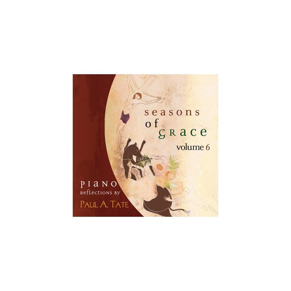 Paul Tate - Seasons Of Grace:Vol 6 (CD)
