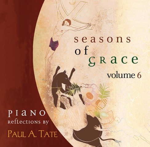 Paul tate - Seasons of grace:Vol 6 (CD) - image 1 of 1