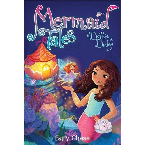 Fairy Chase - (Mermaid Tales) by  Debbie Dadey (Hardcover) - image 1 of 1