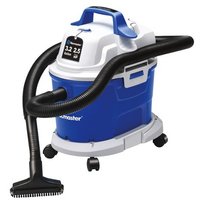 Vacmaster 3.2 Gallon Wet/Dry Vac