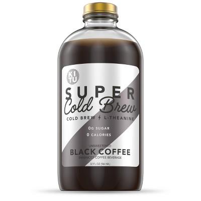 Kitu Super Cold Brew Black Coffee - 32 fl oz