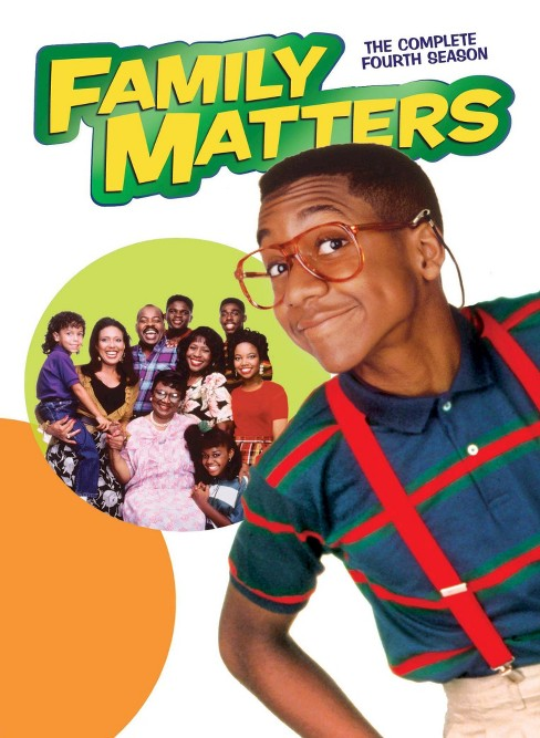 Family Matters:Complete Fourth Season (DVD) - image 1 of 1