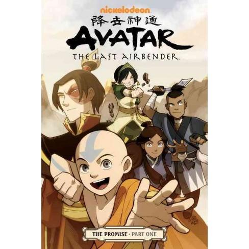 Avatar The Last Airbender 2 The Promise By Gene Luen Yang