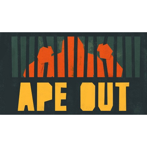 Ape Out - Nintendo Switch (Digital) - image 1 of 4