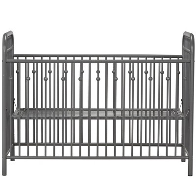 Monarch Hill Ivy Metal Baby Crib