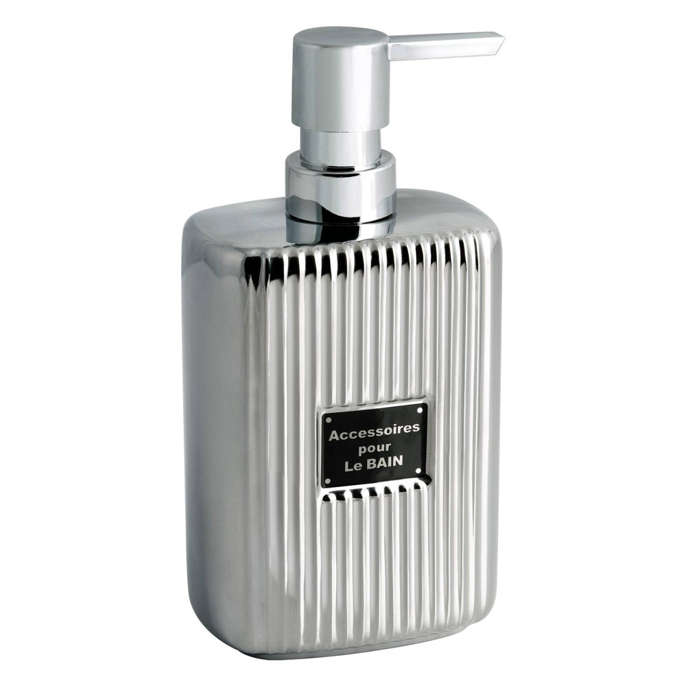 Le Bain Lotion Pump Silver Allure Home Creations