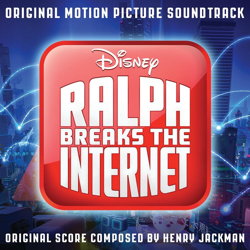 Henry Jackman Ralph Breaks The Internet (CD) Top