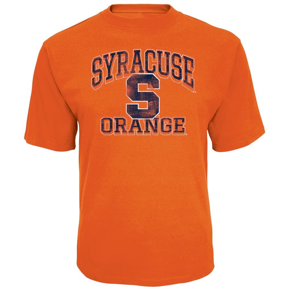 NCAA Men's Short Sleeve TC T-Shirt Syracuse Orange - Xxl, Multicolored