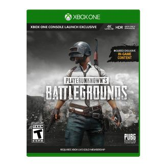 PLAYERUNKNOWNS BATTLEGROUNDS - Xbox One
