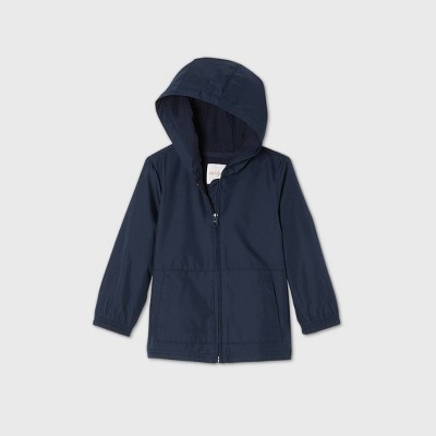 Toddler Boys' Uniform Windbreaker Jacket - Cat & Jack™