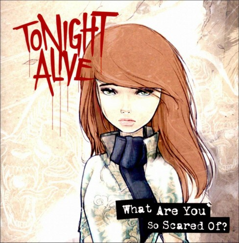 Tonight alive - What are you so scared of (CD) - image 1 of 1