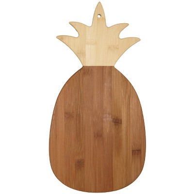 Totally Bamboo Pineapple Cutting Board