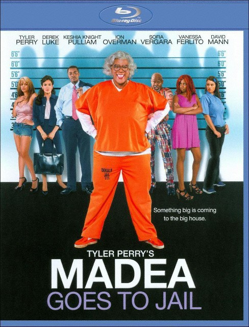 Tyler Perry's Madea Goes to Jail (Blu-ray) - image 1 of 1