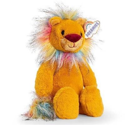 """FAO Schwarz Dreamies Lion 13.5"""" Stuffed Animal"""