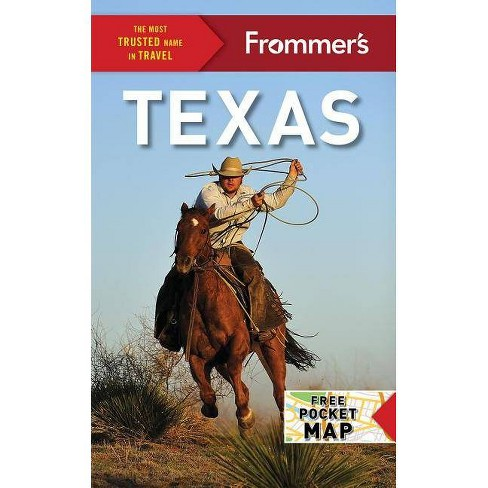 Frommer's Texas - (Complete Guide) 7 Edition by  Janis Turk (Paperback) - image 1 of 1