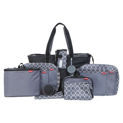 Pack Right Day Care and Travel Tote Diaper Bag