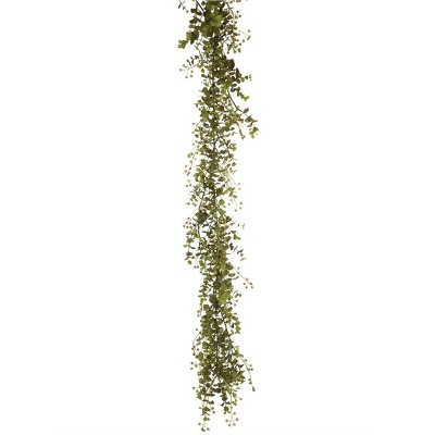 Sullivans Artificial Eucalyptus Garland 6' Green