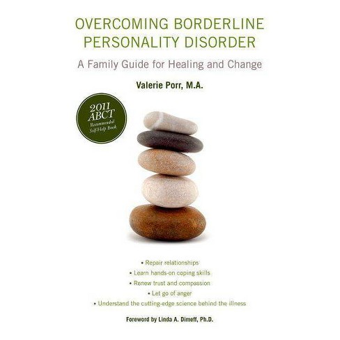 Overcoming Borderline Personality Disorder - by  Valerie Porr M a (Paperback) - image 1 of 1
