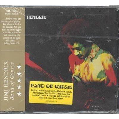 Jimi Hendrix - Band Of Gypsys (CD)