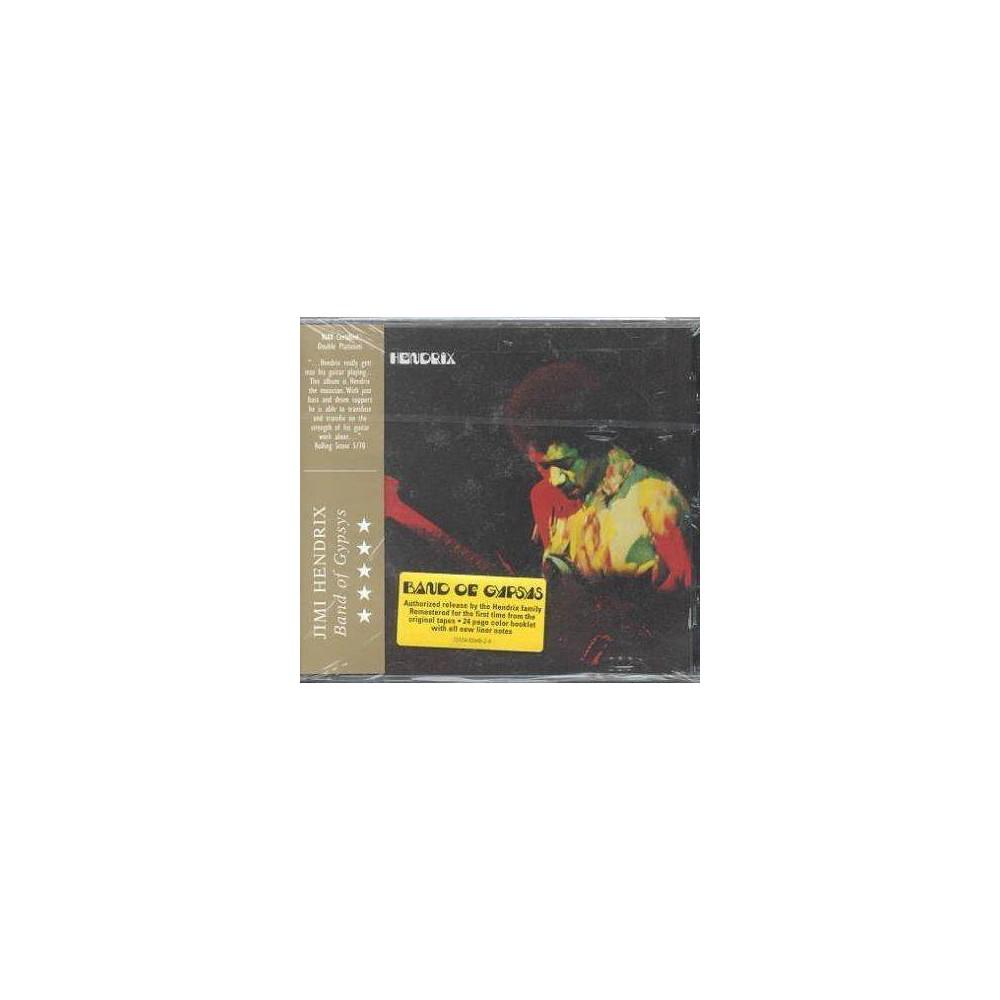 Jimi Hendrix - Band of Gypsys (CD) Best