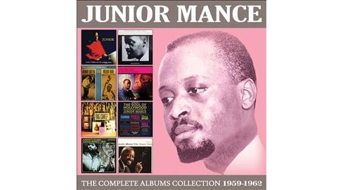 Junior Mance - Complete Albums Collection:59-62 (CD) - image 1 of 1
