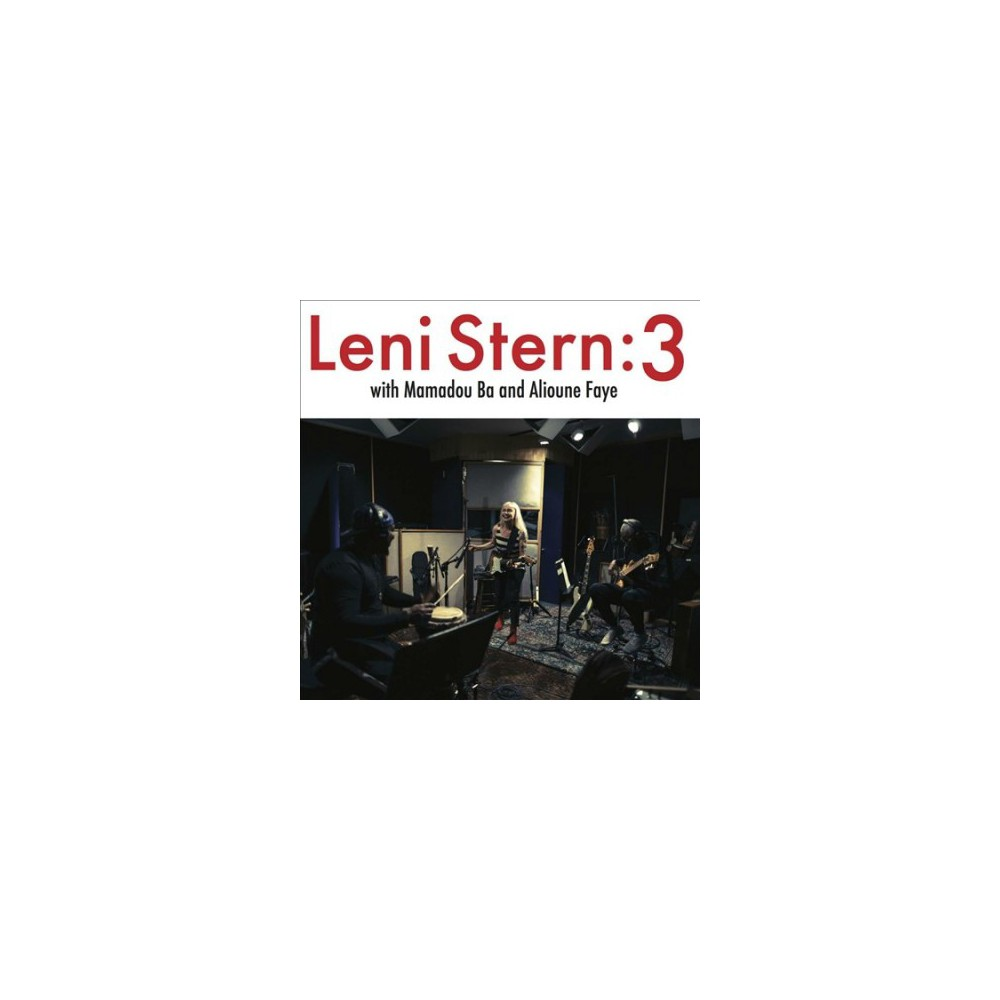 Leni Stern - 3 (CD), Pop Music