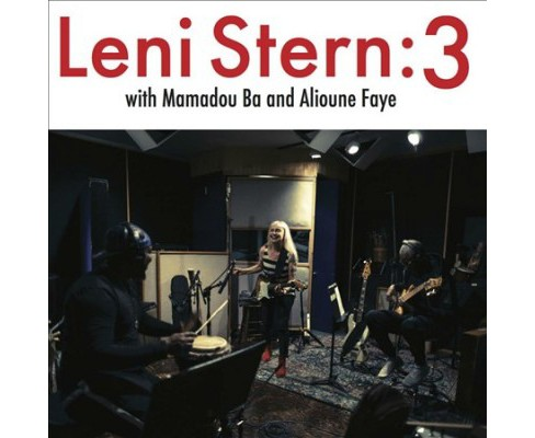 Leni Stern - 3 (CD) - image 1 of 1