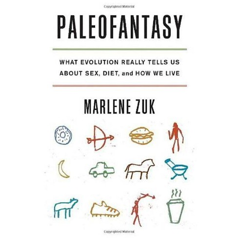 Paleofantasy - by  Marlene Zuk (Paperback) - image 1 of 1